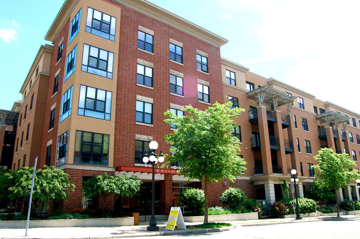 Image of Sibley Court Apartments in Saint Paul, Minnesota