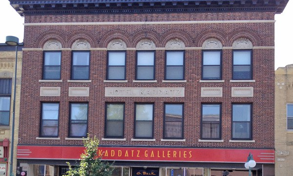 Image of Kaddatz Artist Lofts in Fergus Falls, Minnesota