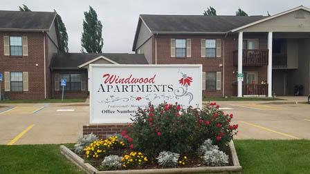 Image of Windwood Apartments in Vandalia, Missouri