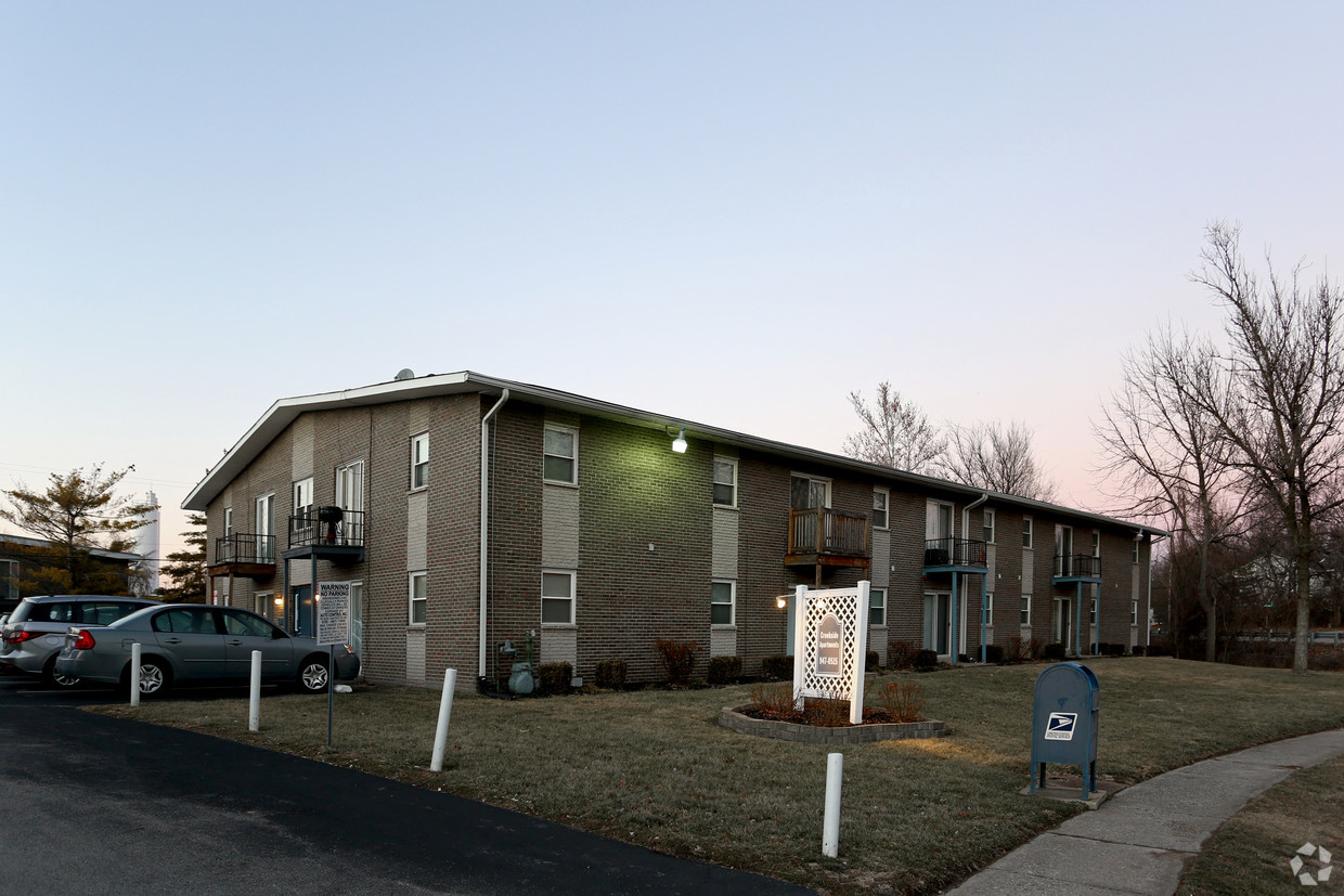 Image of Creekside Apartments in Bowling Green, Missouri