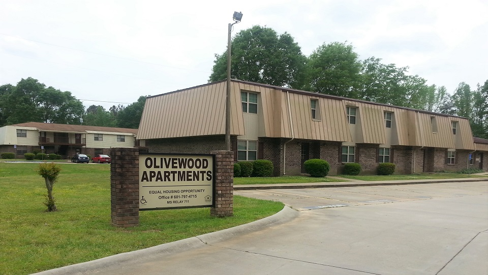 Image of Olivewood Apartments in Mount Olive, Mississippi