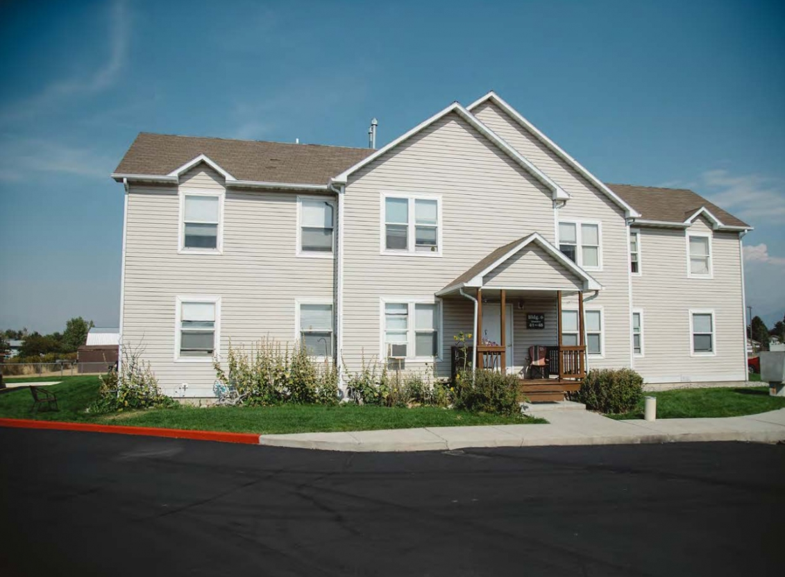 Image of Gallatin Trails Apartments in Belgrade, Montana