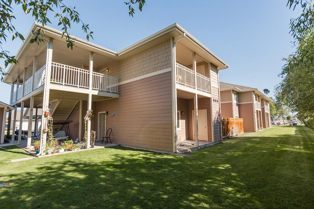 Image of Mountain View II Apartments in Hamilton, Montana