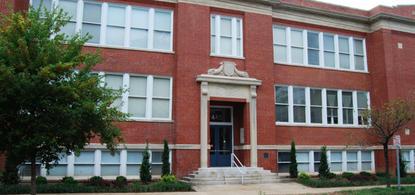 Image of Murphey School in Raleigh, North Carolina