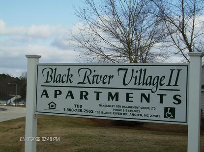 Image of Black River Village II in Angier, North Carolina