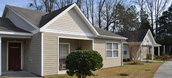 Image of Best Village Apartments I in Kinston, North Carolina