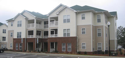 Image of Creston Commons in Southern Pines, North Carolina
