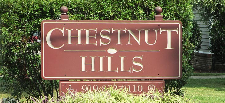 Image of Chestnut Hills Apartments in Raleigh, North Carolina