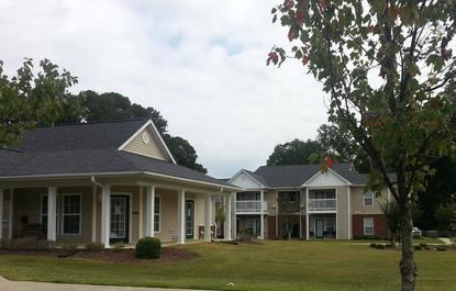 Image of Tarboro Square Apartments in Tarboro, North Carolina