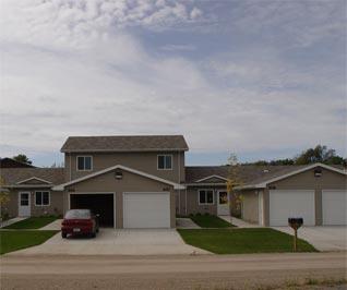 Image of Heritage Village in Milnor, North Dakota