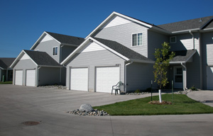 Image of Bluestem Townhomes
