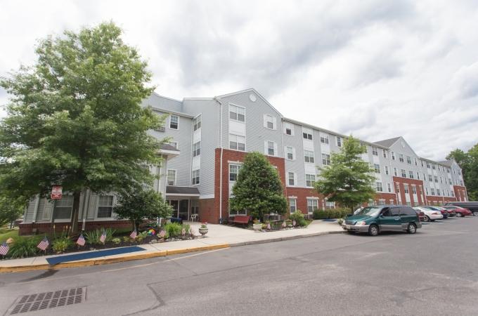 Image of Barrington Mews Senior Housing in Barrington, New Jersey