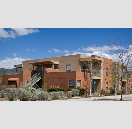 Image of Tierra Montosa Apartments in Taos, New Mexico