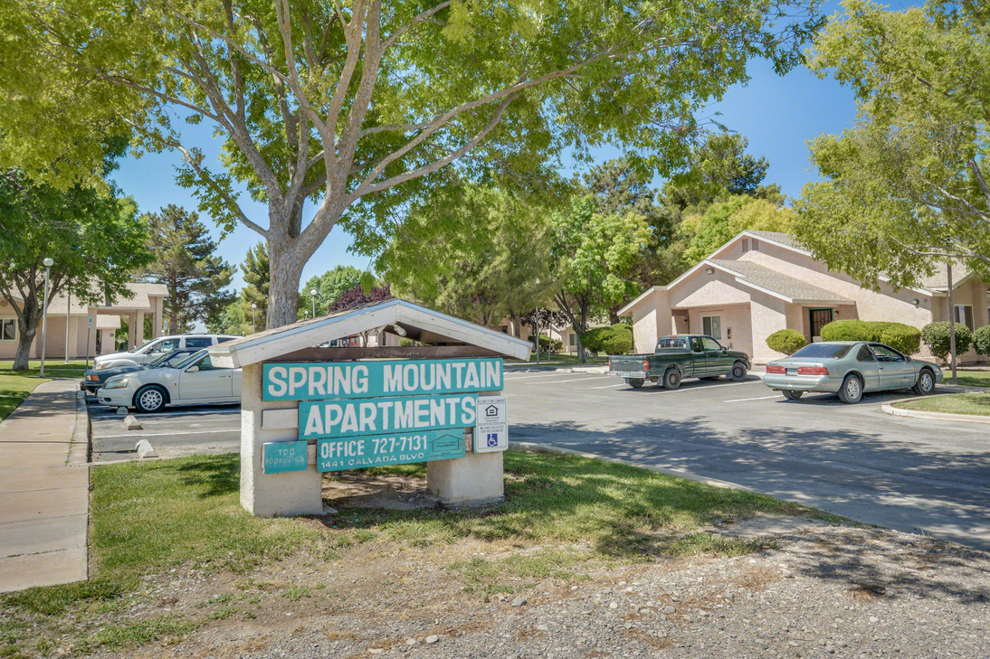 Image of Spring Mountain Apartments in Pahrump, Nevada