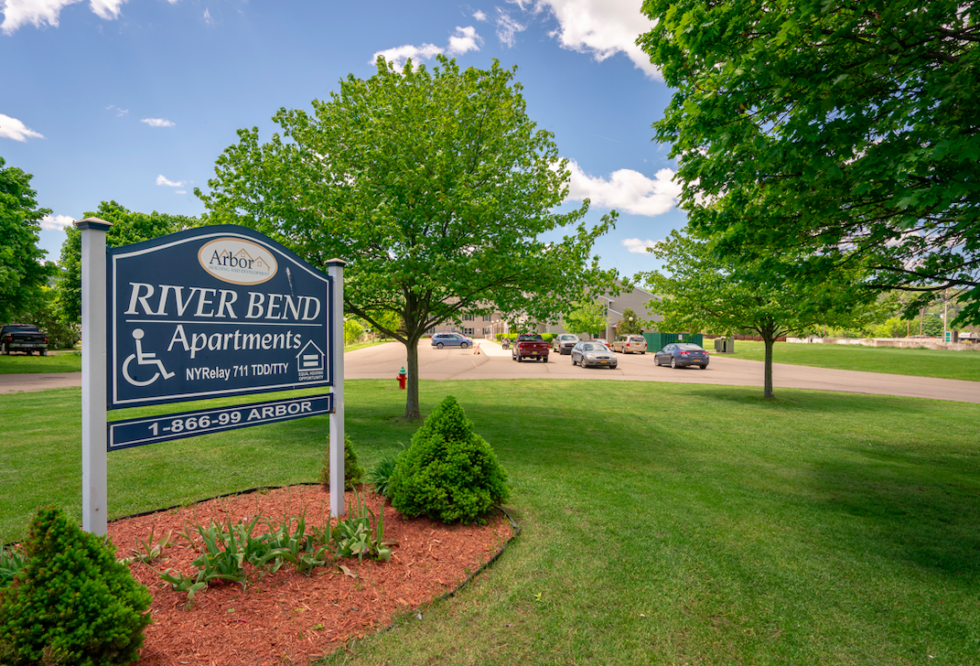 Image of River Bend Apartments in Hornell, New York
