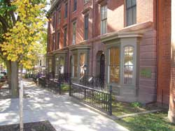 Image of Harlow Row in Poughkeepsie, New York