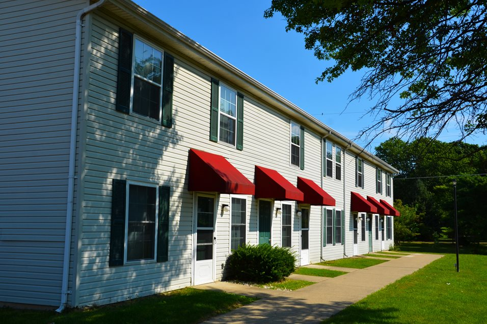 Image of Adow Village Square Apartments in Peebles, Ohio