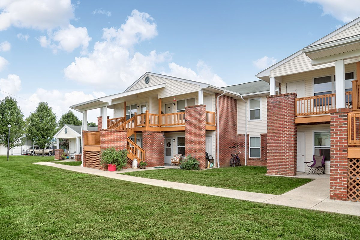 Image of Victoria Place Apartments in Waverly, Ohio