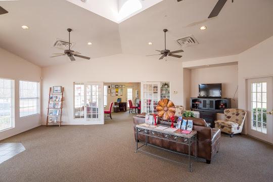 Image of Crestview Senior Duplexes