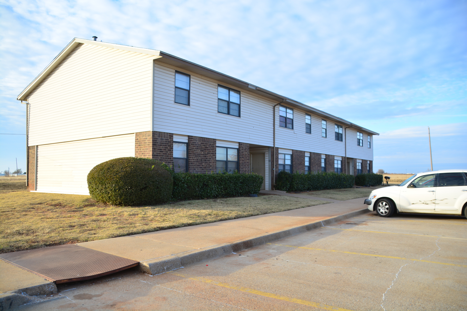 Image of Park Lane Apartments in Marlow, Oklahoma