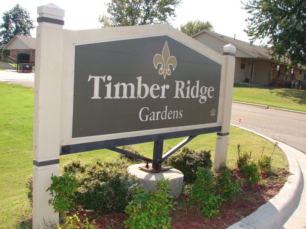 Image of Timber Ridge Gardens in Cushing, Oklahoma