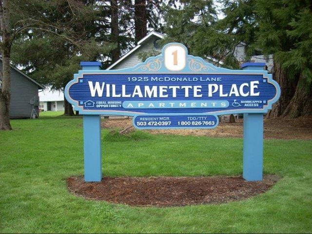 Image of Williamette Place Apartments