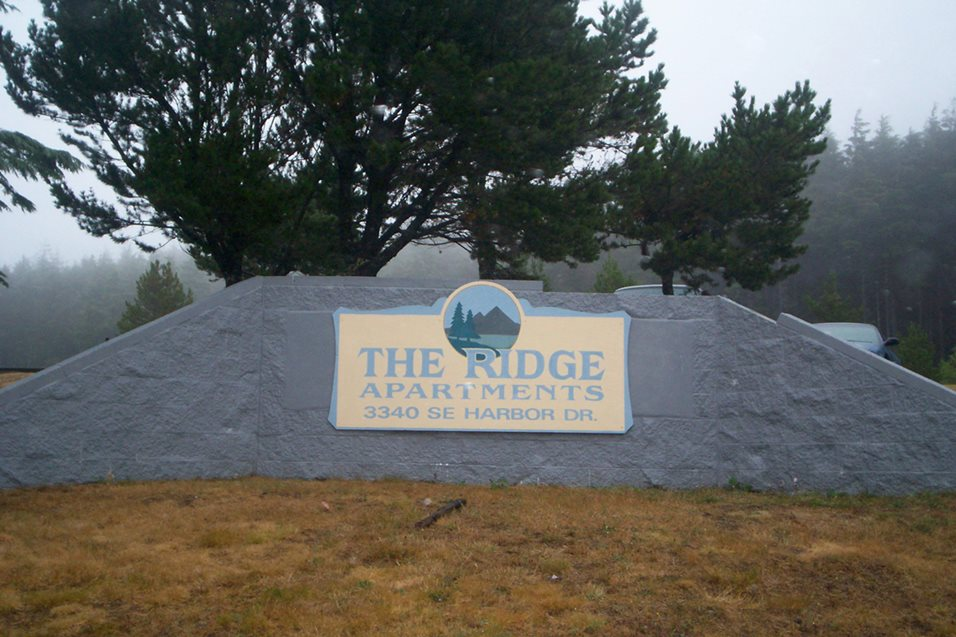 Image of The Ridge Apartments in Lincoln City, Oregon