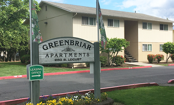 Image of Greenbriar Apartments in Canby, Oregon