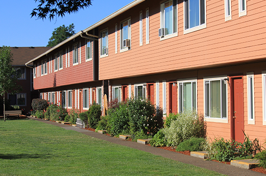 Image of Willow Park Apartments in Forest Grove, Oregon