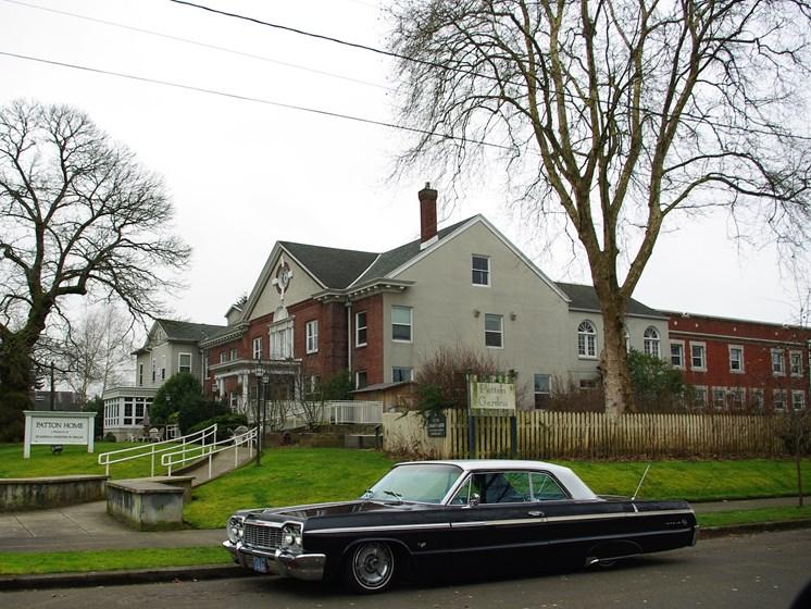 Image of Patton Home in Portland, Oregon