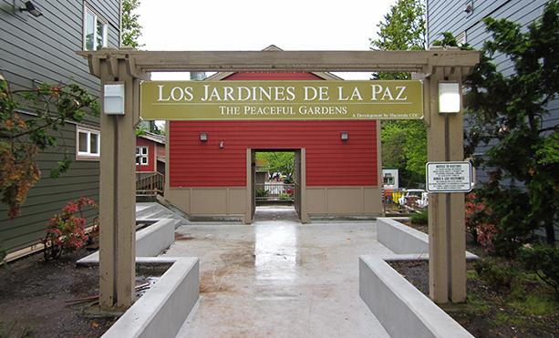 Image of Los Jardines De La Paz in Portland, Oregon