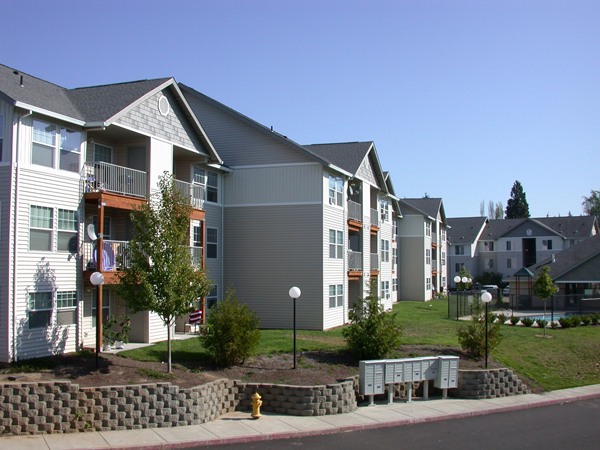 Image of Gateway Commons Apartments in Hillsboro, Oregon