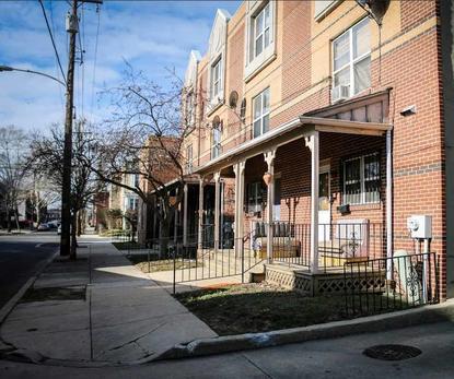 Image of Sarah Allen Community Homes in Philadelphia, Pennsylvania