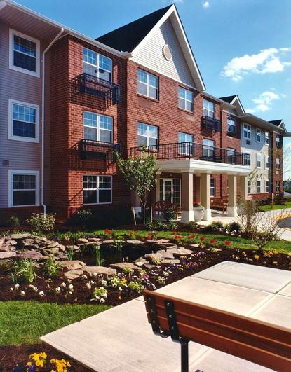 Image of Parkview at Tyler Run Apartments in York, Pennsylvania