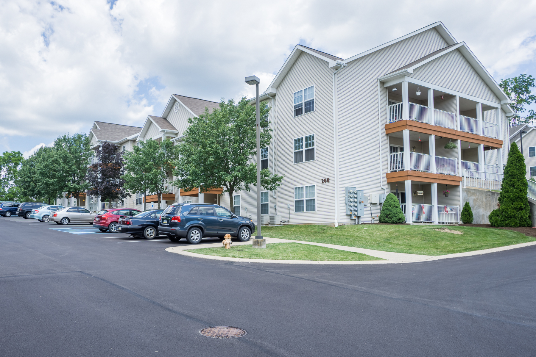 Image of Pleasant Hills Apartments in Pleasant Gap, Pennsylvania