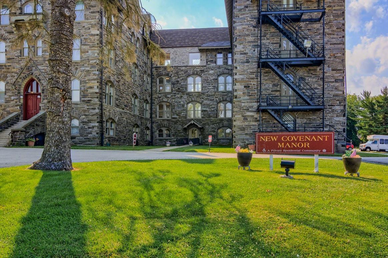 Image of New Covenant Senior Housing in Philadelphia, Pennsylvania