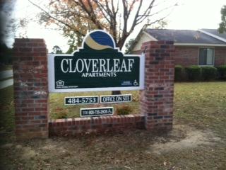 Image of Cloverleaf Apartments in Bishopville, South Carolina