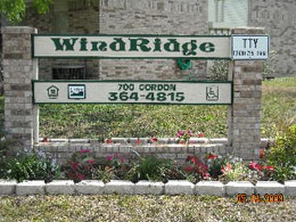 Image of Windridge Apartments in Sinton, Texas