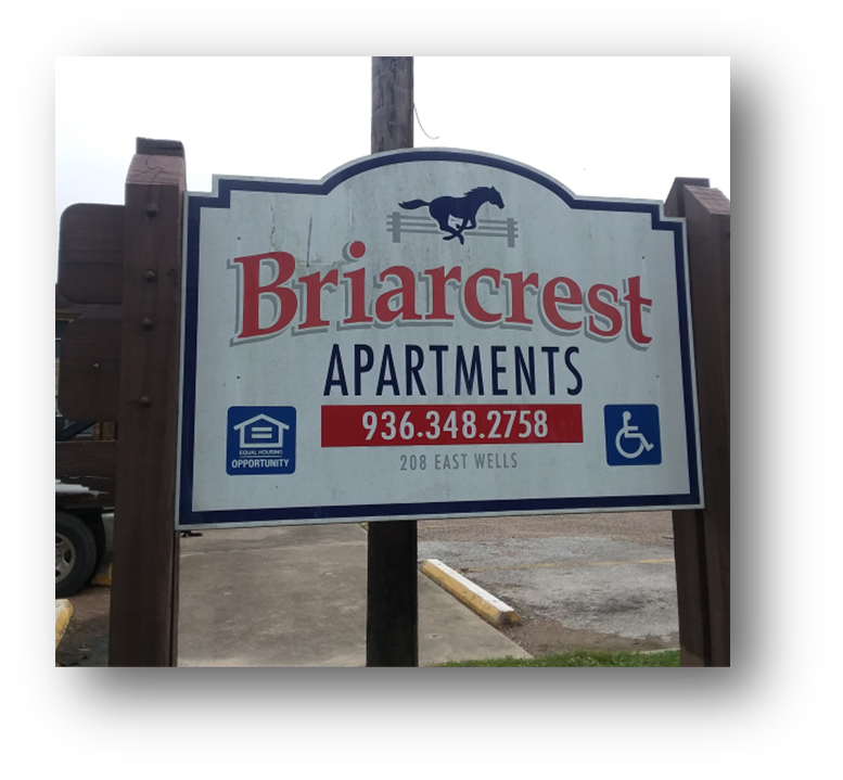 Image of Briarcrest Apartments in Madisonville, Texas