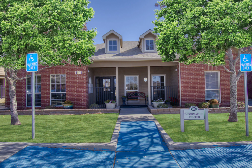 Arbor Terrace Townhomes | Odessa, TX Low Income Apartments