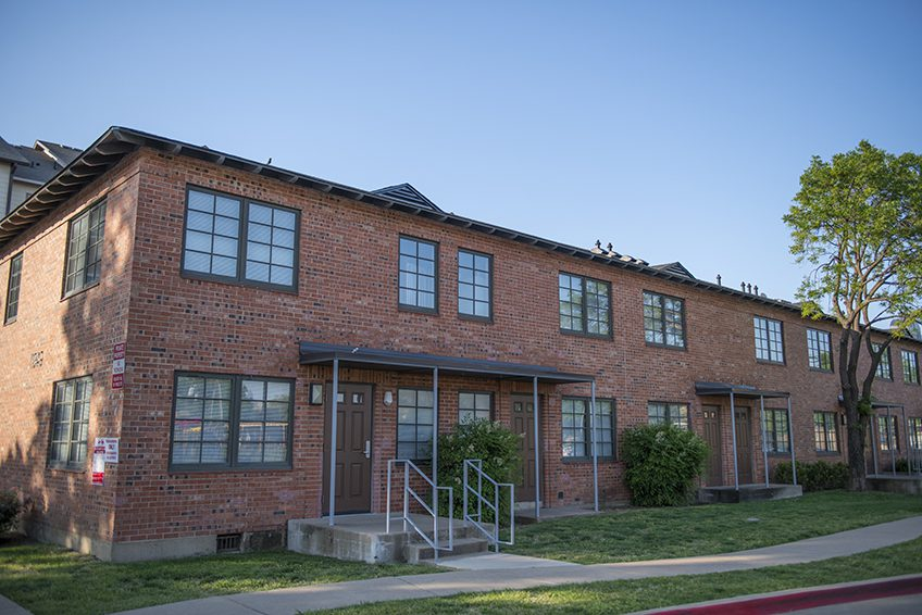 Image of Roseland Townhomes in Dallas, Texas