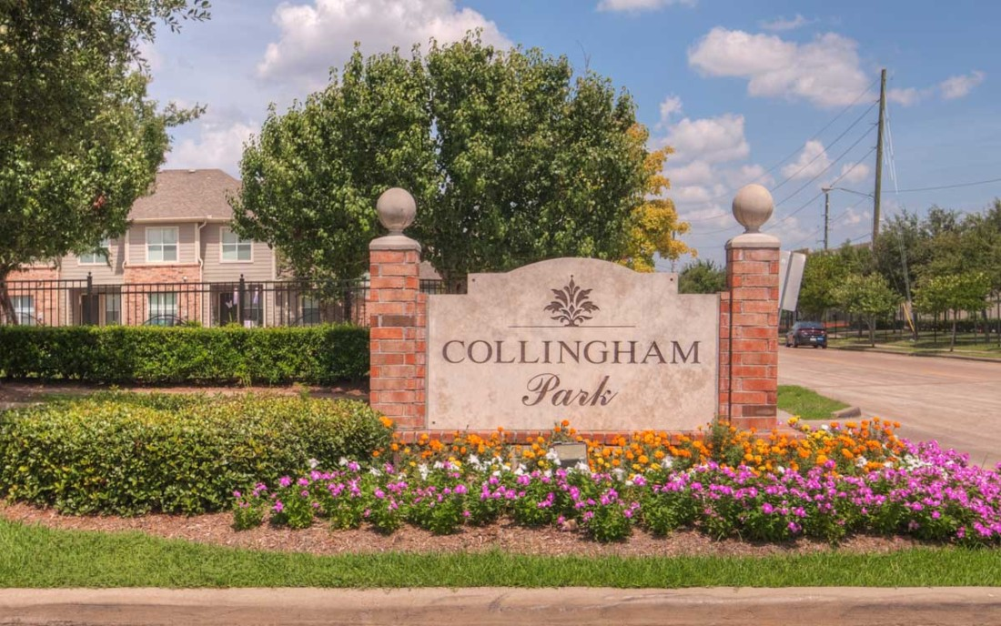Image of Collingham Park Apartments in Houston, Texas