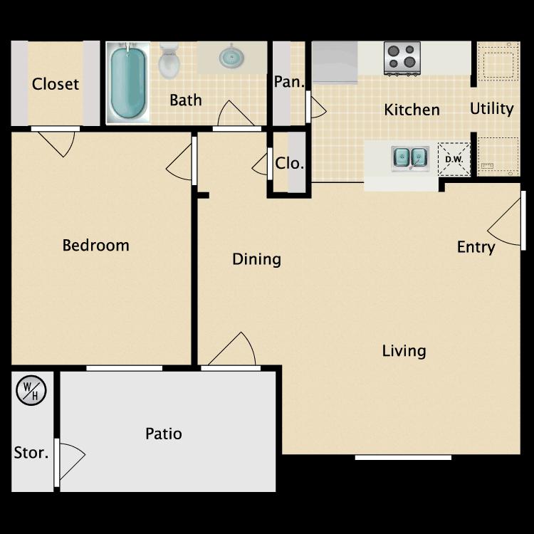 Low Income Apartment Guide: Wichita Falls, TX Low Income