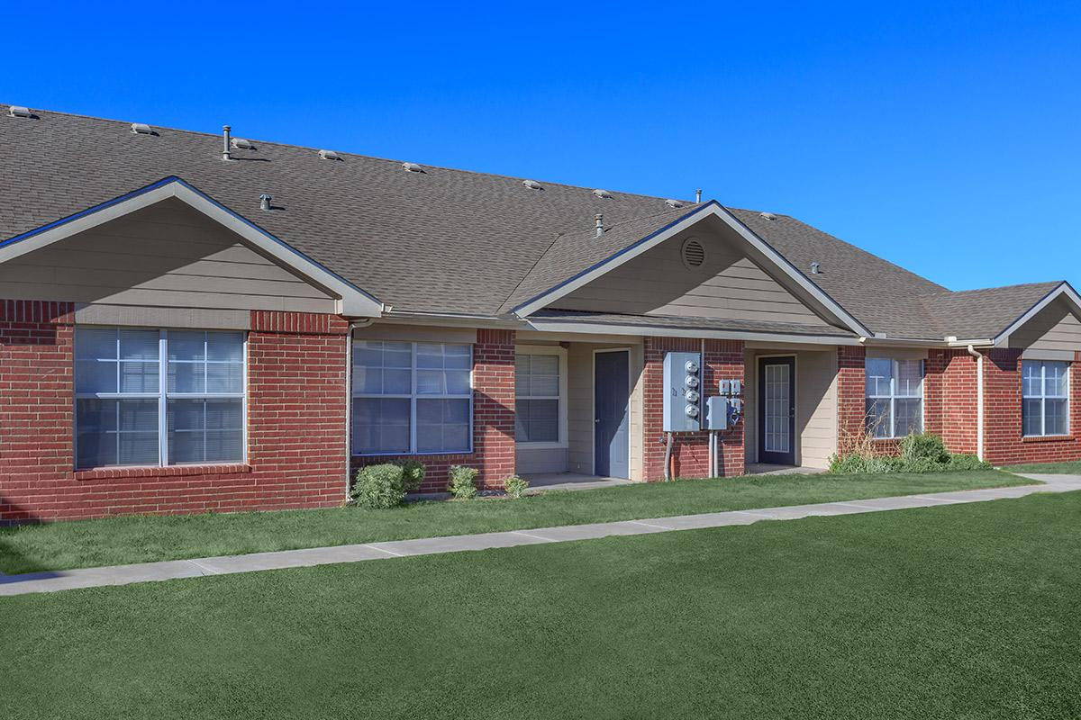 Image of Limestone Ridge Apartments in Big Spring, Texas