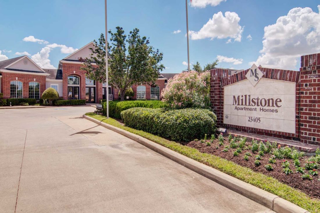 Image of Millstone Apartments in Katy, Texas