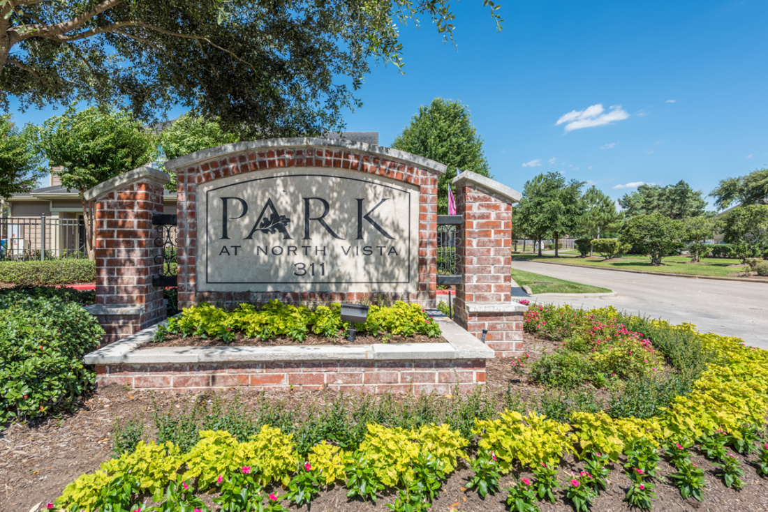 Image of Park at North Vista in Houston, Texas