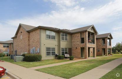 Anson Park Apartments Abilene Tx