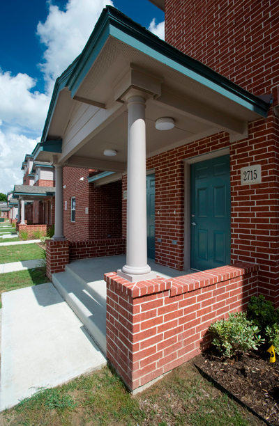 Image of Lincoln Park Apartments in Houston, Texas