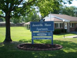 Image of Jonesville Manor Apartments in Jonesville, Virginia