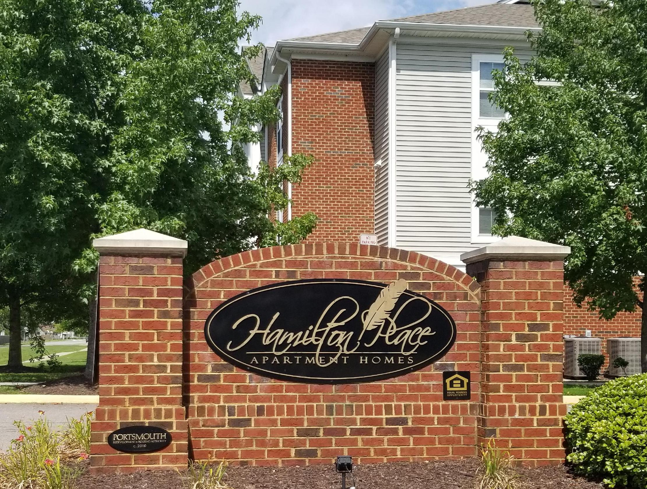 Image of Hamilton Place l & ll Apartments in Portsmouth, Virginia